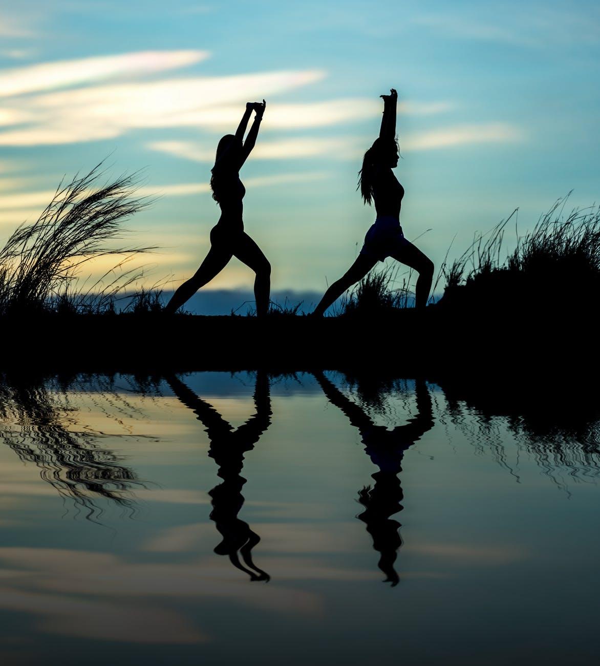 Yogakvinder