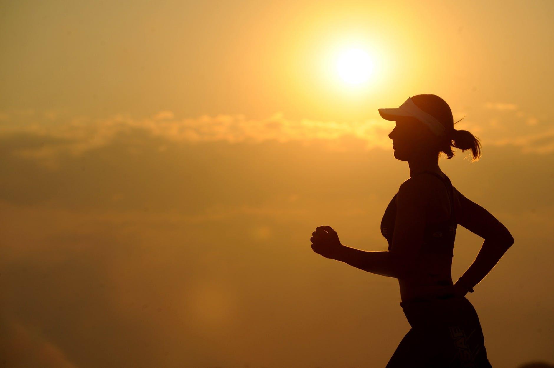 Løberkvinde