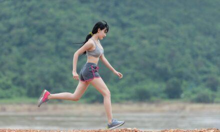 Få en sundere og smukkere krop med en aktiv livsstil