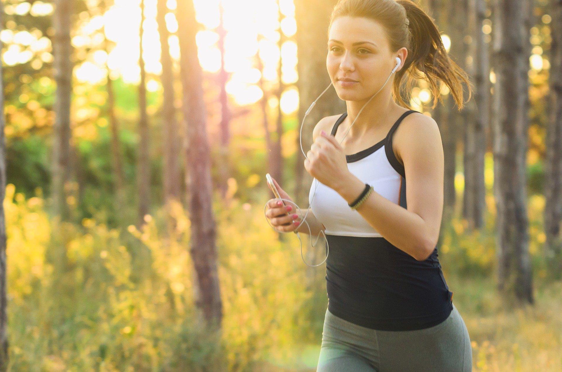 løbende-kvinde