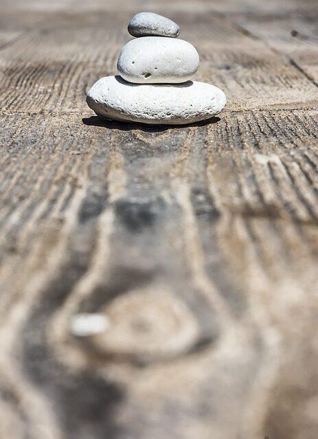 Få mere balance i hverdagen