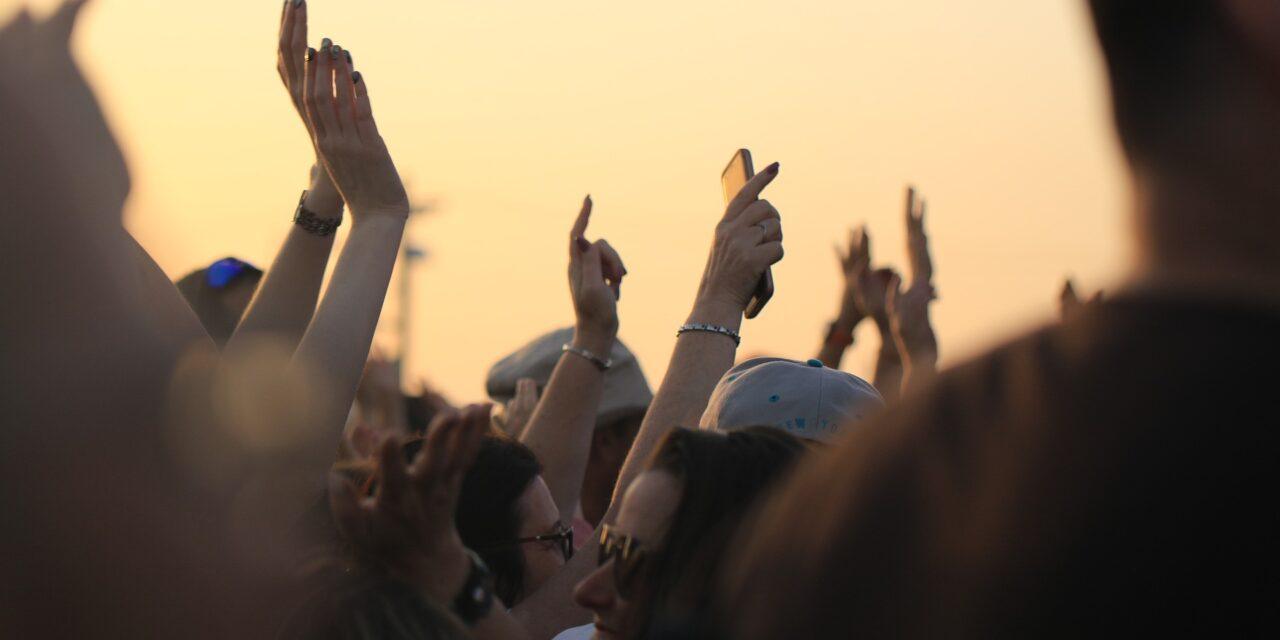 Hvordan holder man sig sund på festival?